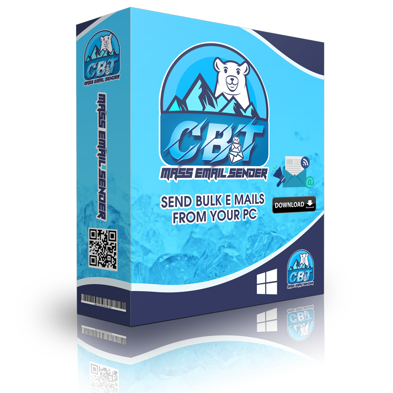 Send Bulk Emails with CBT Mass Email Sender