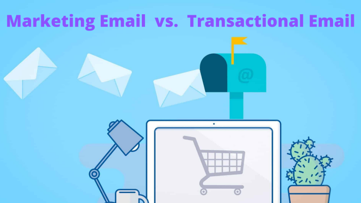 Marketing Email vs. Transactional Email: What's the Difference?