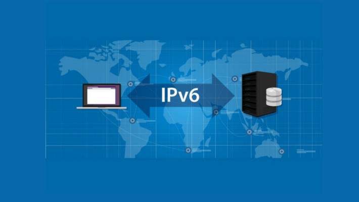 Where is IPv6 in Email